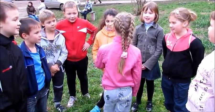 Забытые игры советских детей