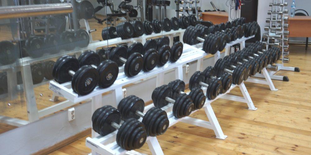 фок тренажерный зал, как быстро накачать мышцы