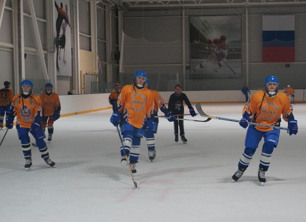 женский хоккей- Стоит ли посещать хоккейную секцию