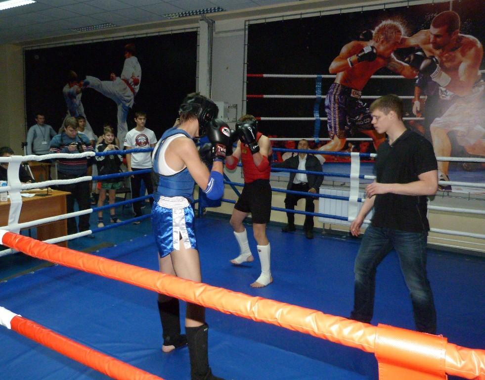 тайский бокс