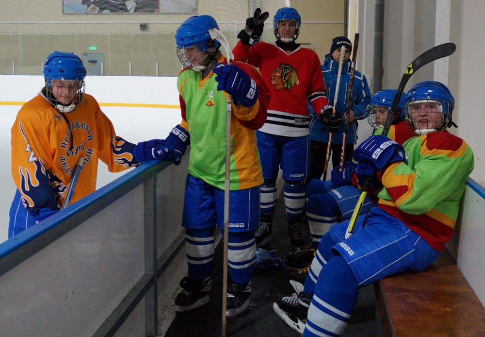 Арзамасский хоккей
