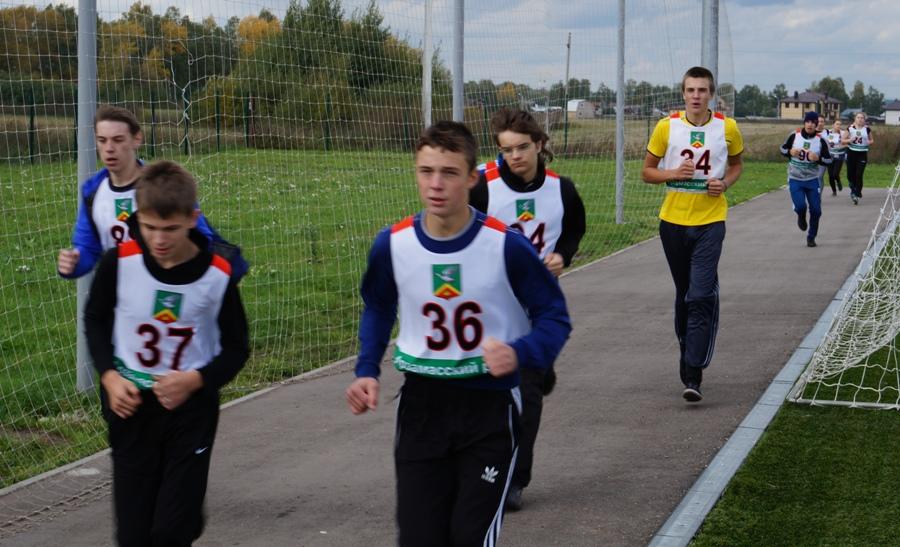 школьники Арзамасского района сдают нормативы ГТО