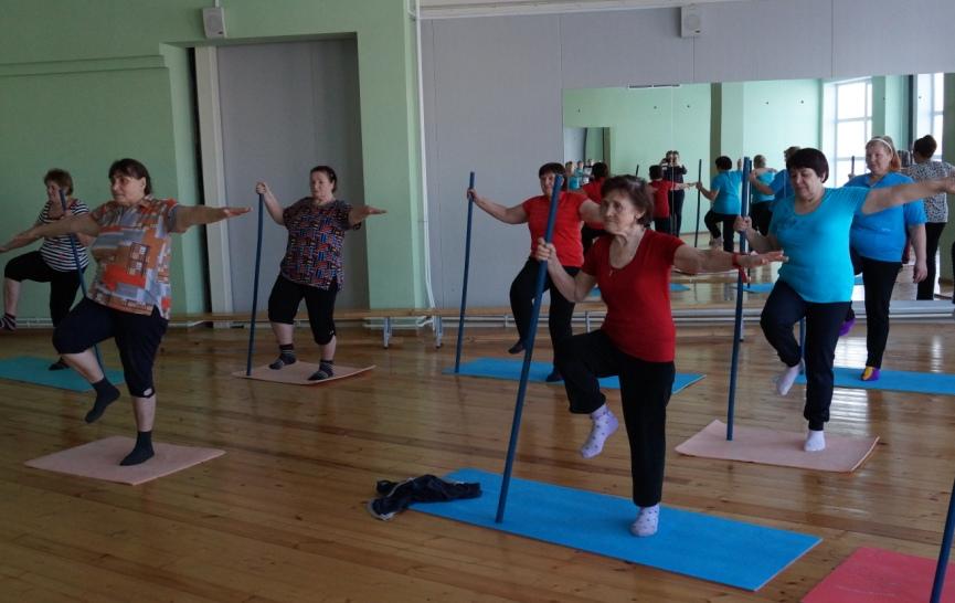 фитнес для инвалидов
