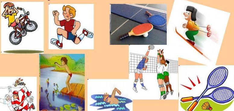 движение и спорт