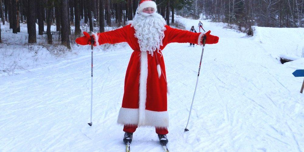 лыжный спорт, лыжные гонки