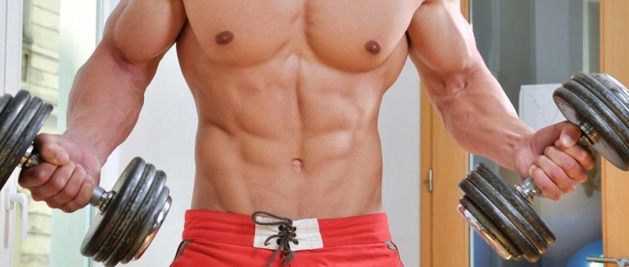 Как быстро накачать мышцы в тренажерном зале новичку