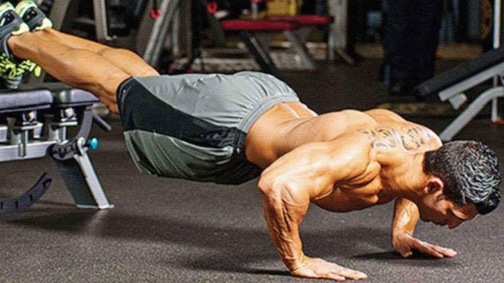 Как накачать мышцы всего тела быстро и правильно
